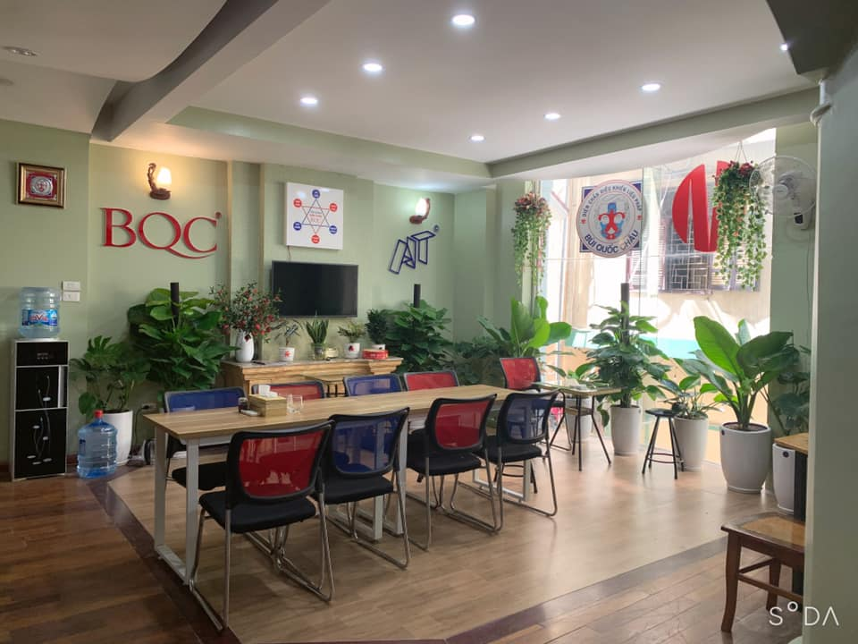 Cơ sở mới của Hội Quán Diện Chẩn Bùi Quốc Châu và BQC Spa